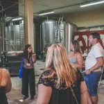 Winery tour Prosecco