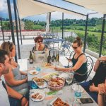 Light lunch Prosecco tour